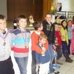 Les jeunes débutants et leur tournoi dédié
