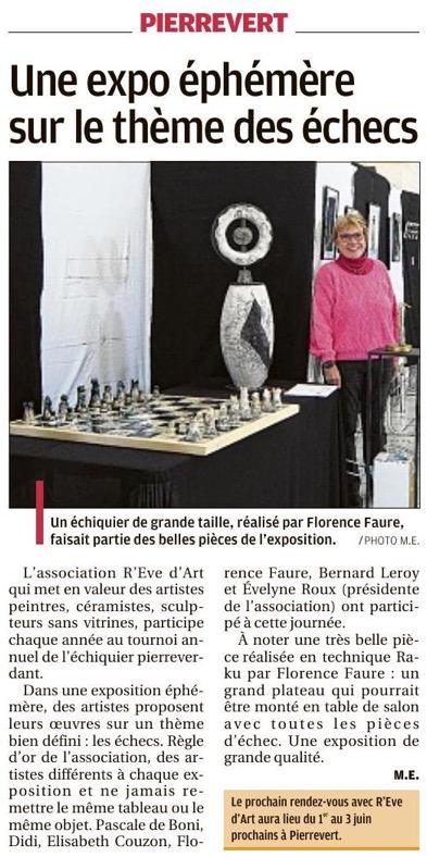 Article La Provence 24/04/2018