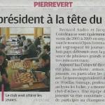 La Provence 14 janvier 2011
