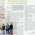 Article du Renard d'or 2013