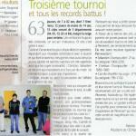 Article du Renard d'or 2013
