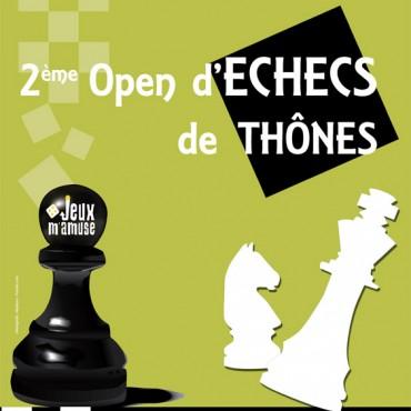 flyer Open Thônes